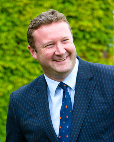 Simon James, Prep School Headmaster