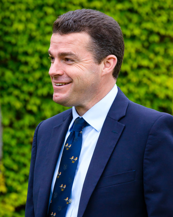 Chris Townsend, Senior School Headmaster