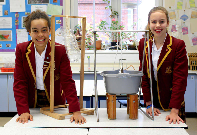 Felsted Girls Win National British Science Award