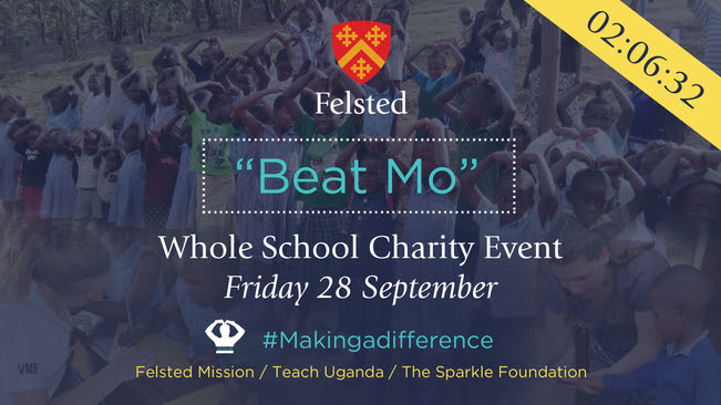 Senior Headmaster's Blog: Can we Beat Mo?