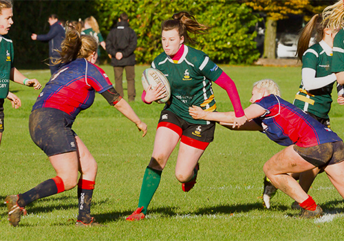 Felsted's Ellie Selected for Saracens