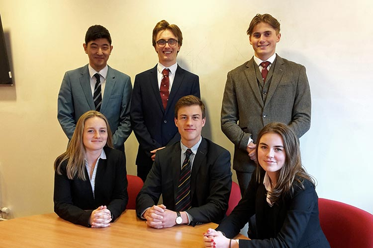 Felsted Business Students Secure Their Place in ICAEW National Final