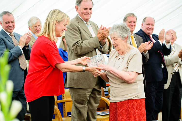 Felsted Matron Recognised With National Boarding Achievement Award