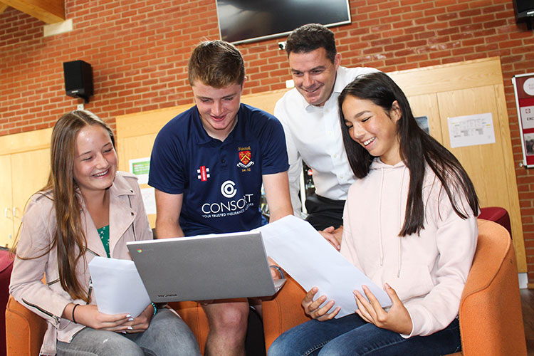 Exam Results | GCSE, Sixth-Form, and IB | Felsted School