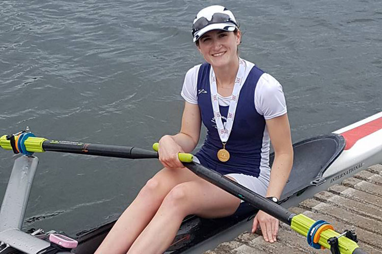 Second National Rowing Title for Georgie Plunkett