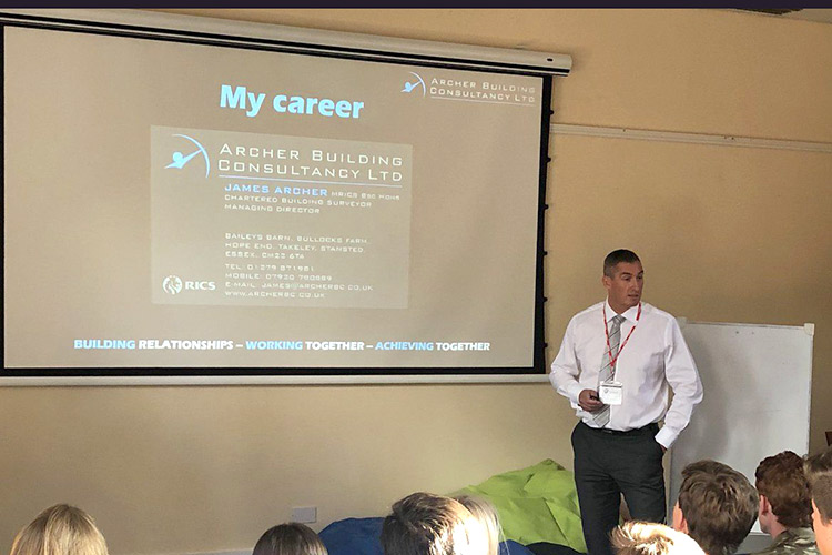 Careers Seminar: Property, Real Estate and Surveying