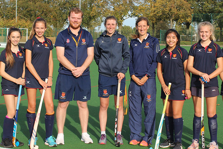 Premier League Hockey Player Joins Felsted Coaching Team