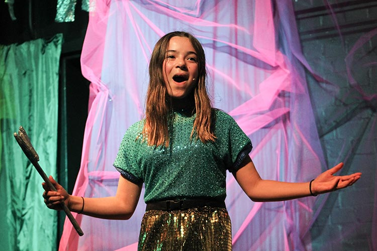 Felsted Prep Perform The Little Mermaid