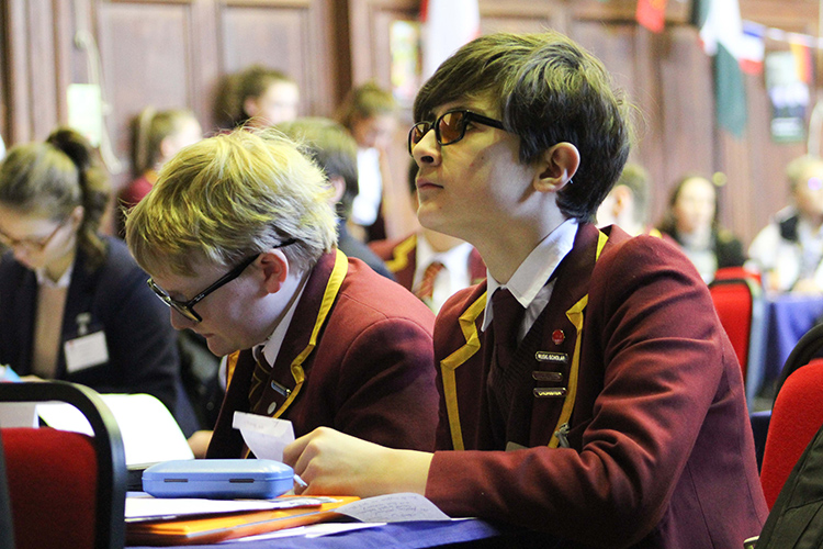Felsted Hosts Gender Equality MUN Conference