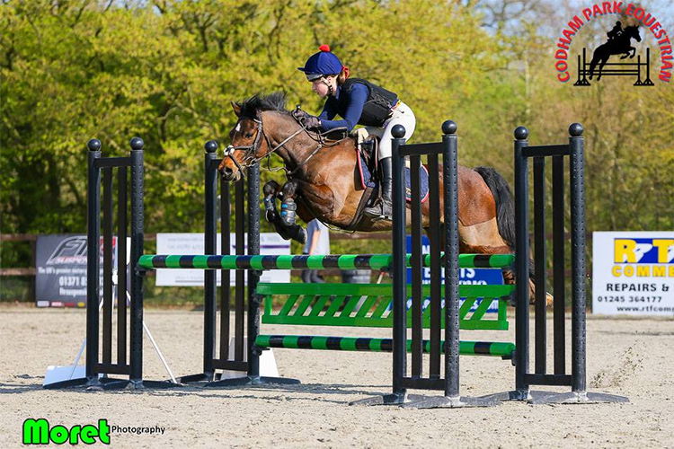 Felsted School NSEA Arena Eventing & SJ Qualifiers