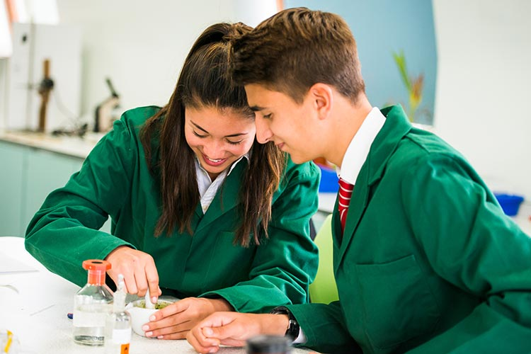Felsted School Recognised for Excellence in Science