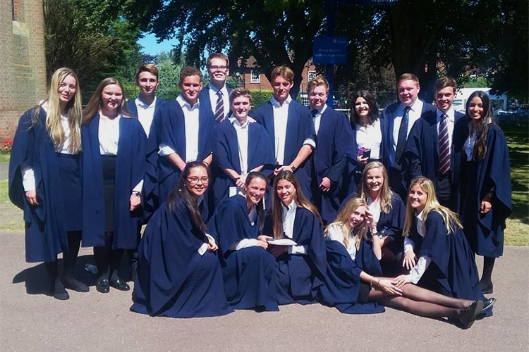 Senior Headmaster's Blog: An outstanding Speech Day and Leavers' Ball