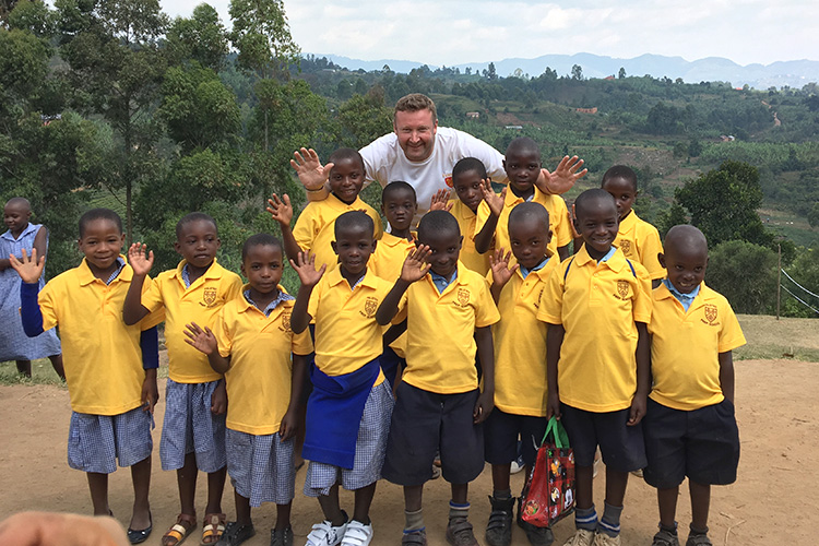 Prep Headmaster's Blog: Uganda - A life-changing and highly rewarding experience