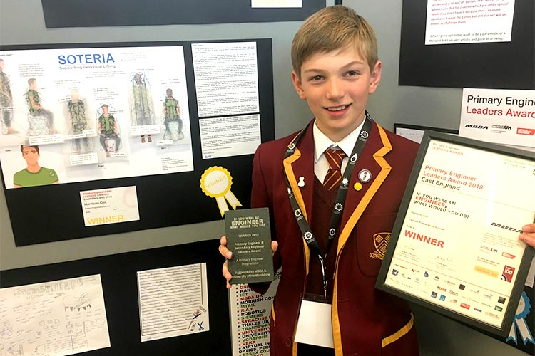 Young Engineers Trophy Prize