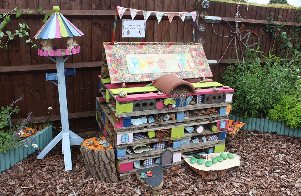 Eco Garden For Youngest Years Felsted School