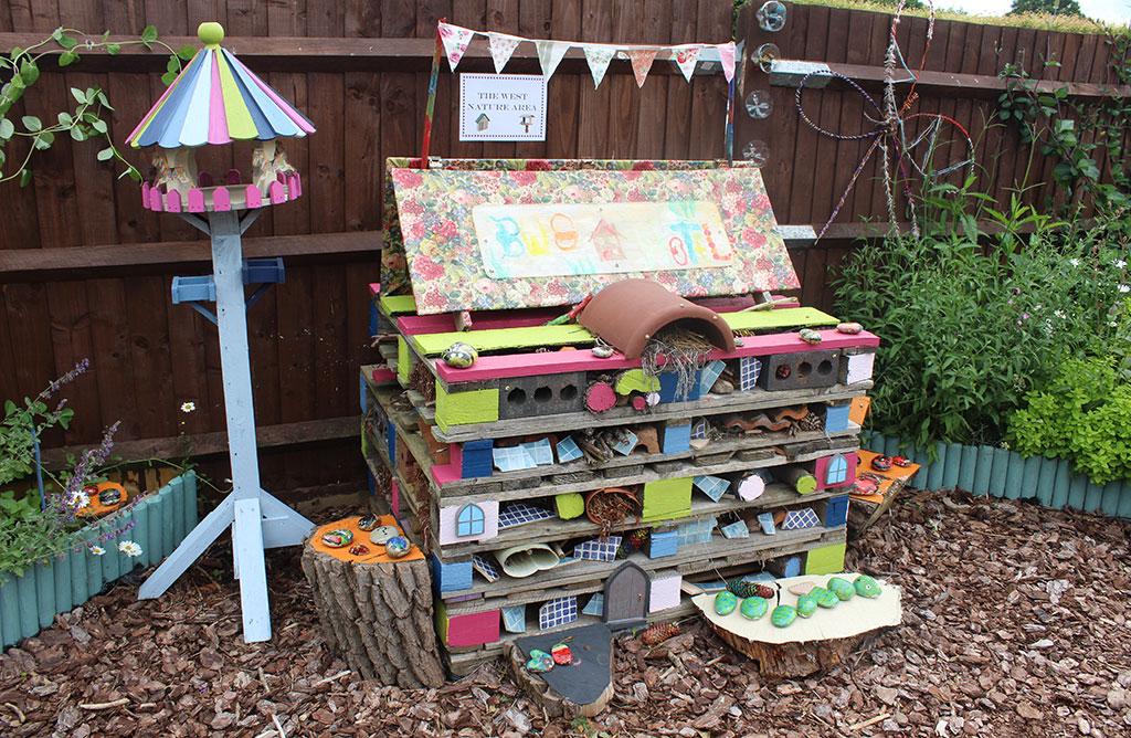 Eco Garden - Felsted School