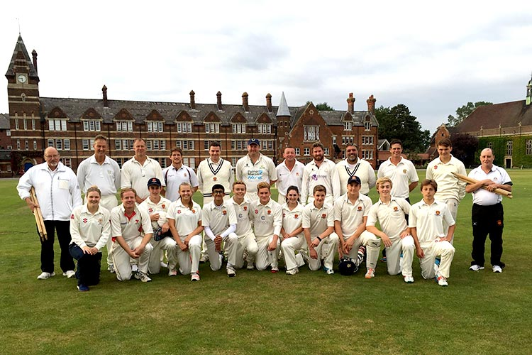 Headmaster's Cricket - Sunday 24 June