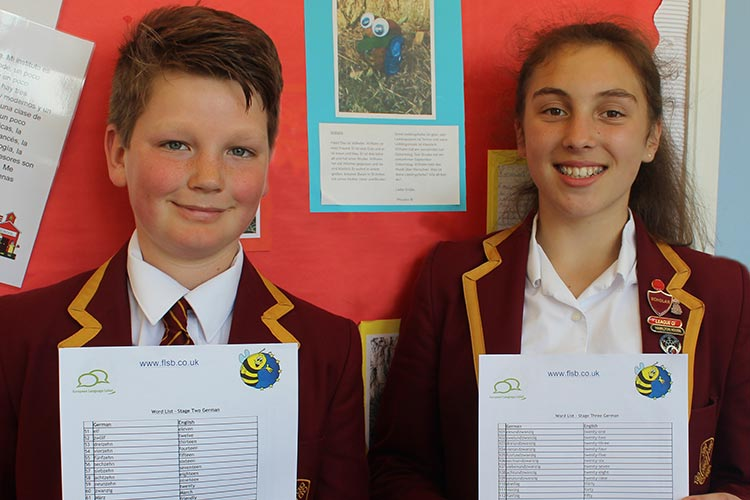 Felsted Pupils Reach National Spelling Bee Finals